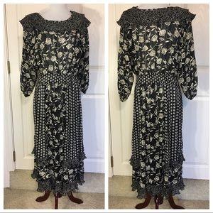 Vintage Dresses - Vintage Lachine dress